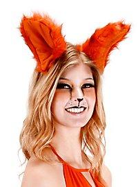 Oversized Fox Ears