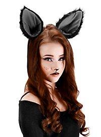 Oversized Kitty Ears