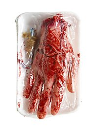 Packaged Hand Halloween Decoration