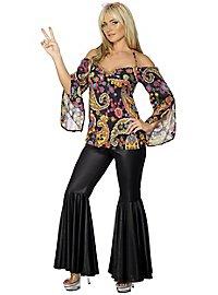Paisley Hippie costume