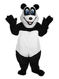 Panda joyeux Mascotte