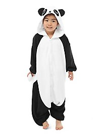Panda Kigurumi Child Costume