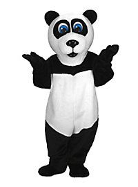 Panda Mascotte