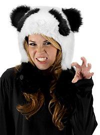 Panda-Mütze
