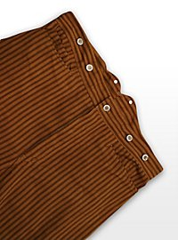 Pantalon de cow-boy marron