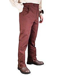 Pantalon pilote steampunk