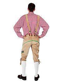 Pantalon tyrolien