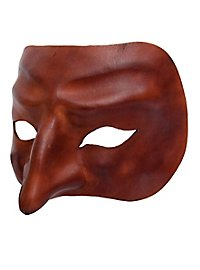 Pantalone de cuoio Commedia dell´Arte Leather Mask