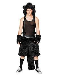 Panther Shorts Premium Edition Costume