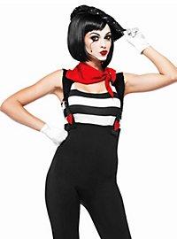 Pantomimin Kostüm