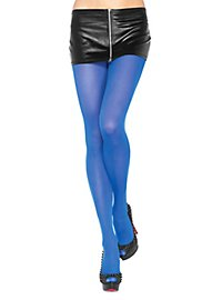 Pantyhose blue