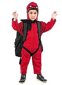 Parachutiste Déguisement Enfant