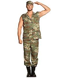 Paramilitary Costume