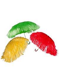 Parapluie Hawaï rouge