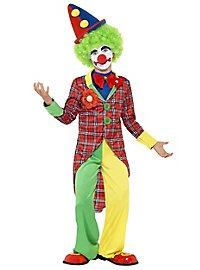 Party Clown Child Costume