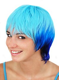 Party Girl blue High Quality Wig