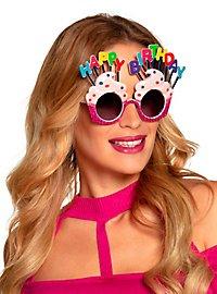 Partybrille Happy Birthday