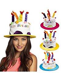 Partyhut Geburtstagstorte