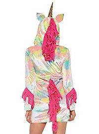 Pastell Einhorn Kostüm
