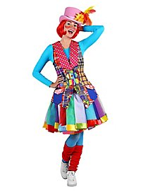 Patty Vest Clown for Ladies
