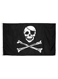 Pavillon pirate petit