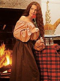 Peasant's Daughter Costume