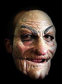 Pensionär Maske mit beweglichem Mund