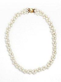 Perlenkette kurz