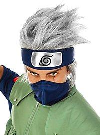 Perruque de Kakashi Hatake Naruto