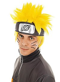 Perruque de Naruto