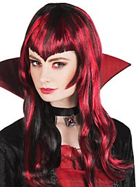 Perruque de princesse vampire