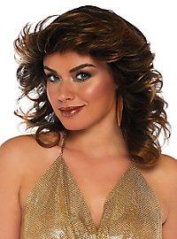 Perruque de star de la télé des années 80
