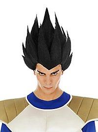 Perruque de Vegeta Dragon Ball Z