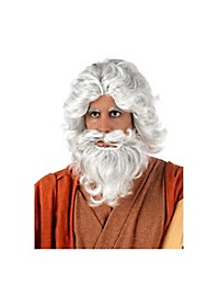 Perruque Moïse