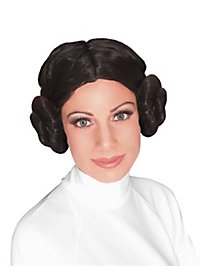 Perruque princesse Leia Star Wars