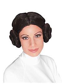Perruque princesse Leia Star Wars