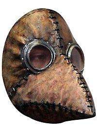 Pestdoktor Maske braun