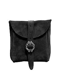Petite sacoche de ceinture - Paysan (noir)