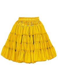 Petticoat Deluxe gelb