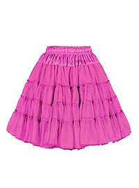 Petticoat Deluxe rosa