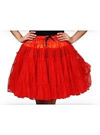 Petticoat Deluxe rot