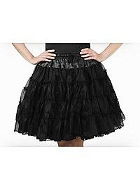 Petticoat Deluxe schwarz