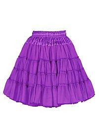 Petticoat Deluxe violett