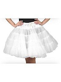 Petticoat Deluxe weiß