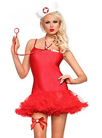 Petticoat Dress red