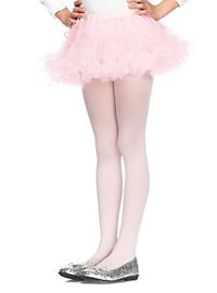 Petticoat für Kinder kurz rosa