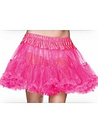 Petticoat kurz pink