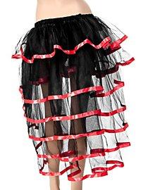 Petticoat mit Schleppe