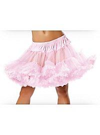 Petticoat bauschig kurz pink