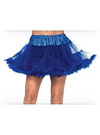 Petticoat tulle dark blue